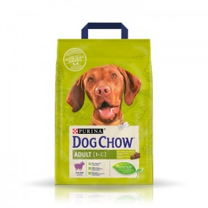 PURINA Dog Chow ADULT - JAGNIĘCINA/ RYŻ