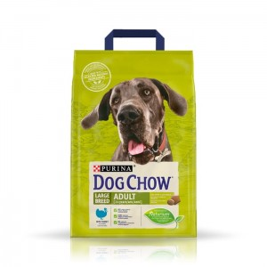 PURINA Dog Chow  ADULT - LARGE BREED INDYK