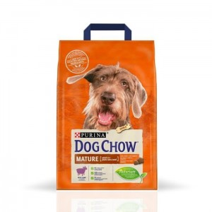 Purina Dog Chow ADULT MATURE - JAGNIĘCINA