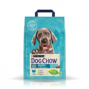 PURINA Dog Chow Puppy LARGE BREED - indyk