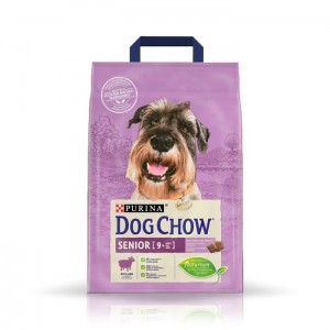 PURINA Dog Chow SENIOR - JAGNIĘCINA