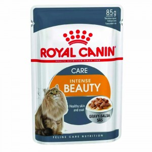 ROYAL CANIN karma saszetka dla kota INTENSE BEAUTY SOS 85 g