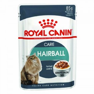 ROYAL CANIN karma saszetka dla kota HAIBALL CARE 85 g