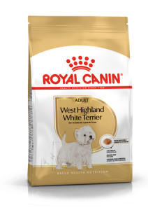 ROYAL CANIN sucha karma dla psa  West Highland White Terrier Adult 500g